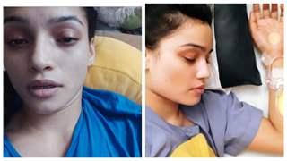 Shrashti Maheshwari aka Anita rushed to hospital post 'Pandya Store' shoot