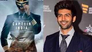 Kartik Aaryan announces 'Captain India' - A film inspired by true events; Details below!