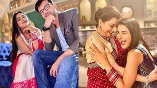 Shaurya Aur Anokhi Ki Kahani: Debattama Saha shares heartfelt posts with Karanvir, Falaq and others