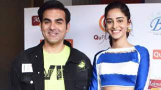 Arbaaz Khan opens up about Ananya Panday's efforts against cyber-bullying with her initiative - 'SoPositive'