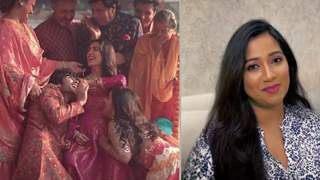 Shreya Ghoshal makes an appearance on TV for the first time for Zindagi Mere Ghar Aana