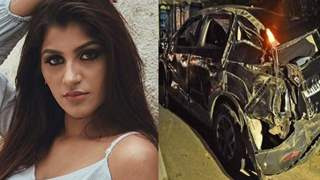 Yashika Aannand critical post fatal car accident; friend passes away