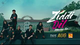 'Ziddi Dil - Maane Na' teaser: Gives you the 'Left Right Left' vibes but with a different approach