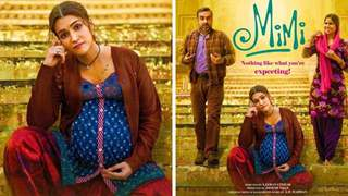 Just-In: Kriti Sanon blessed with early-release of her film - 'Mimi'!