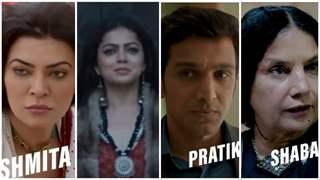 Disney+ upcoming lineup: Drashti Dhami to Shabana Azmi, an array of mega shows & films lined up