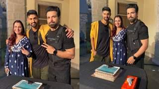 Rithvik Dhanjani and Tanuj Virwani on upcoming web series Cartel as they wrap up