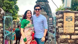 Pandya Store actor Akshay Kharodia on long-distance relationship post-marriage: We were dying to meet
