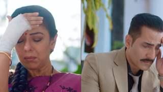 Vanraj taunts Anupamaa; big trouble for Vanraj and Anupamaa in Star Plus show 'Anupamaa'