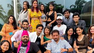 Pravisht, Anchal and Barrister Babu team enjoy a celebration party; read on to find out what's the occasion