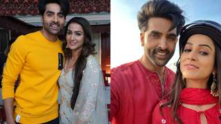Adhvik Mahajan on Teri Meri Ikk Jindri co-star Amandeep: She is a very supportive co-star and friend