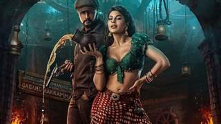 Jacqueline Fernandez unveils her character from Vikrant Rona; introduces 'Gadang Rakkamma' with new poster
