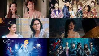 Here's a look at Cinderella stories over the years and the different versions of it!