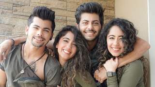 Friendship's Day Special: We don't get jealous of each other: Siddharth, Abhishek, Surabhi and Samriddhi