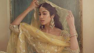 Janhvi Kapoor shares intimate details about her dream wedding; Reveals the names of her bridesmaids!