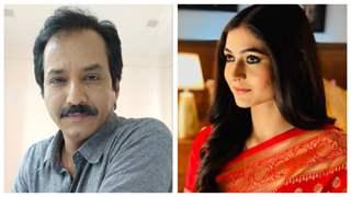 Shivangi doesn't hold herself  to start a conversation with anyone: Sameer Deshpande of Mehndi Hai Rachne Wali