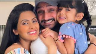 Geeta Basra on having two miscarriages before delivering son recently
