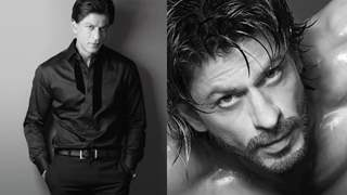 Shah Rukh Khan sets the temperature soaring with a shirtless picture from the latest shoot!