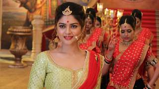 Chhatrasal actress Vaibhavi Shandilya says she can see the difference in Hindi industry after working in South