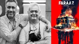 Hansal Mehta & Anubhav Sinha's collaboration gets a title, 'Faraaz'