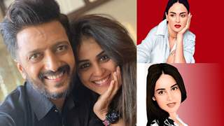 Riteish Deshmukh surprises 'baiko' Genelia D'Souza with pictures and heartwarming notes on her birthday!