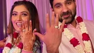 Yeh Hai Mohabbatein actress Shireen Mirza gets engaged to beau Hasan Sartaj