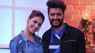 I've never seen this passionate side of Riteish: Genelia Deshmukh after witnessing his Zee Comedy act