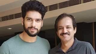 Vijay Deshmukh of 'Mehndi Hai Rachne Wali' is like an unpredictable kid: Sameer Deshpande