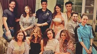 Shah Rukh Khan, Kareena Kapoor, Karan Johar and others gather for a starry Sunday get-together; See pics!
