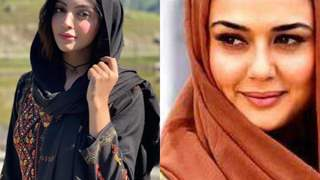 Fans spot the most uncanny resemblance between Akanksha Puri and Preity Zinta from her upcoming music video