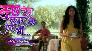 Kuch Rang Pyar Ke Aise Bhi 3: Aayush tells Sonakshi why he tried to escape