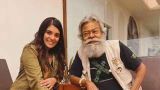 Pooja Gor pens an emotional note on the passing away of actor Anupam Shyam