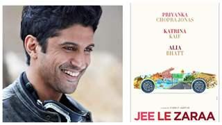 Farhan Akhtar returns to direction with ensemble Priyanka-Katrina-Alia in 'Jee Le Zaraa'