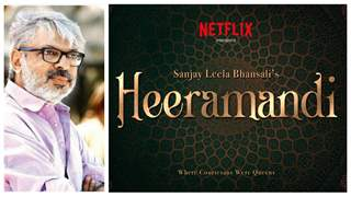 'Heeramandi' officially announced with poster; Sanjay Leena Bhansali's next to come on Netflix