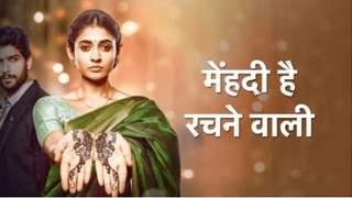 Mehndi Hai Rachne Waali producer Sandiip Sikcand promises an interesting track for RaghVi ahead