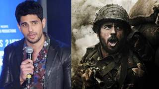Sidharth Malhotra spills beans about playing two characters in Shershaah