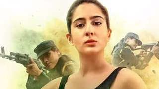 Sara Ali Khan unveils her intense look from 'Mission Frontline'; Episode to release on…