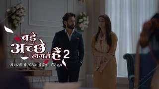 Bade Achhe Lagte Hain 2 promo: Nakuul Mehta, Disha Parmar bring their on-screen chemistry back as Ram & Priya