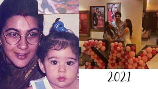 Sara Ali Khan celebrates her birthday with a reel capturing her 26-years of life