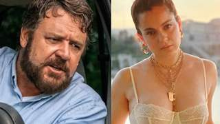 Did Russell Crowe express his interest to work with Kangana Ranaut?