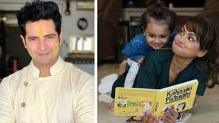 Karan Mehra posts after 2 months about not seeing his son since 75 days
