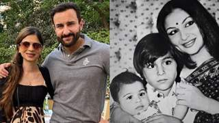 Saif Ali Khan's sister Saba has the best birthday wish for elder brother, shares throwback pictures