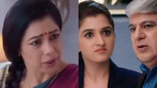 Anupamaa determined to punish Dholakia for molesting Kinjal in 'Anupamaa'