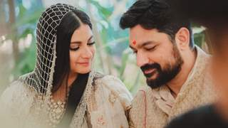 Rhea Kapoor drops new dreamy unseen pictures from her wedding with husband Karan Boolani