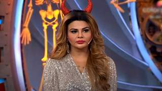 Rakhi Sawant reaches Bigg Boss as she is upset with the makers