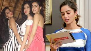 Ananya on her secret between Suhana and Shanaya; Opens up about her parents and sister being targeted