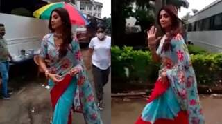 Shilpa Shetty resumes work amid Raj Kundra's on-going case