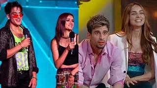 Splitsvilla X3: Shivam Sharma and Pallak Yadav take Kevin Almasifar and Kat Kristian's place in Golden Villa