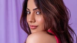 Nikki Tamboli decides to spend her birthday at family home in Aurangabad