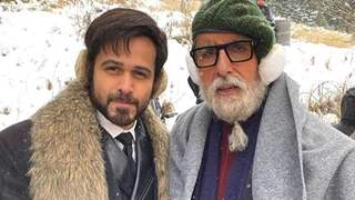 Emraan Hashmi shares his fanboy moment with Amitabh Bachchan: He pulled my cheeks when I was five
