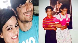 Shweta Kirti shares a rare unseen image with Sushant Singh Rajput from their childhood